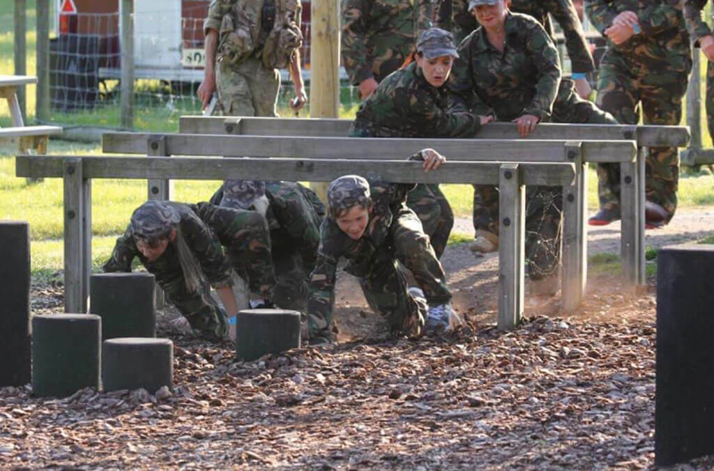 Assault-course-challenge-before-battle-begins-with-outdoor-laser-combat